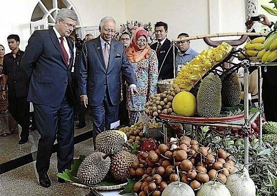 Stephen-Harper-Najib-Malaysia-Indonesia-Petronas-LNG-liquefied-natural-gas-BC-ecports-EDIWeekly