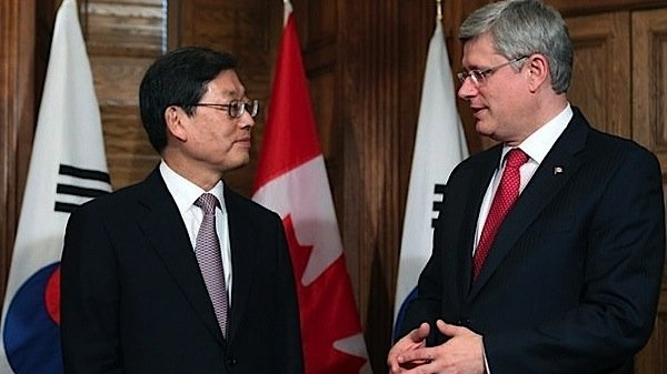Harper-Kim-Hwang-Sik-Korea-free-trade-auto-industry-tariff-barrier-EDIWeekly
