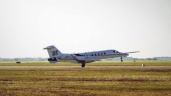 Learjet85-first-flight-Bombardier-business-jet-aerospace-EDIWeekly