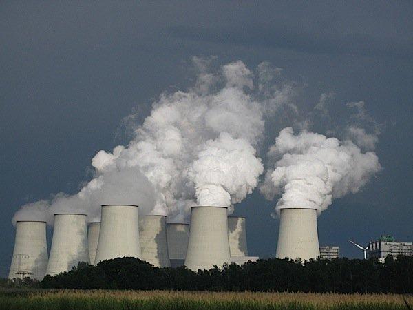 coal-fired-power-plant-greenhouse-emissions-Obama-Canada-TransCanada-KeystoneXL-EDIWeekly