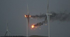 wind-turbine-fire-nacelle-polymer-brake-gearbox-bearning-lightning-lubricant-oil-insulation-transformer-EDIWeekly