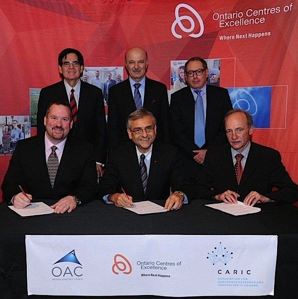 OCE-AIAC-Aersopace-Ontario-CARIC-innovation-cooperation-EDIWeekly