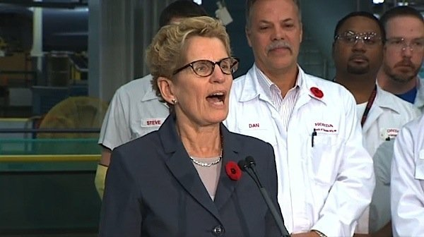 Honda-Ford-Alliston-Ontario-Civic-investment-auto-sector-government-Wynne-EDIWeekly