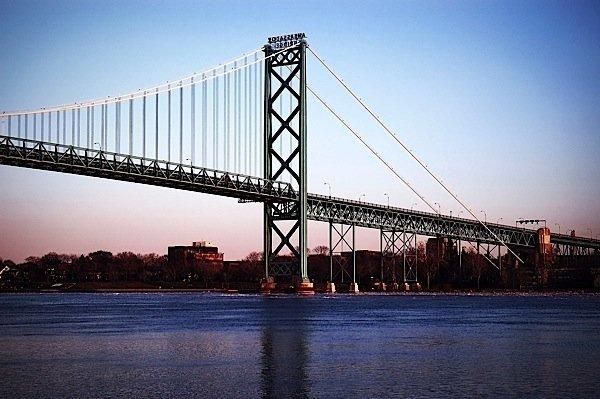 Ambassador-Bridge-Detroit-River-International-Crossing-DRIC-Raitt-Snyder-transportation-trade-Customs-EDIWeekly