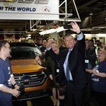 Ford launches new Edge for global market from Oakville