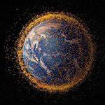 "100,000 watt laser firing 10,000 pulses per second would ""deorbit"" tons of dangerous space debris"