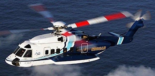 Cougar-helicopter-Hibernai-oilfield-Newfoundland-CAE-simulator-EDIWeekly