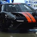 Ford GT supercar in production at Markham's Multimatic plant