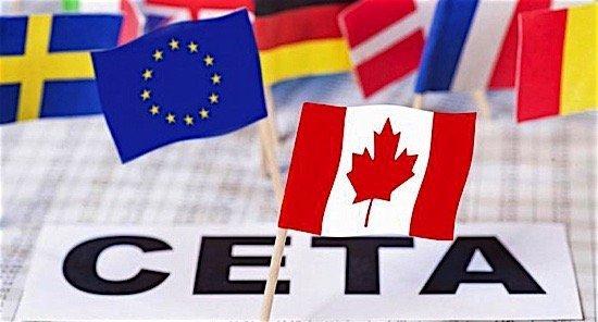 CETA NAFTA auto industry Canada Trump Dias Unifor EU free trade EDIWeekly