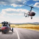 Flying car maker looking for first orders for its sports car/gyrocopter PAL-V