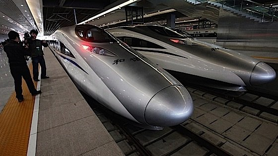 Engineered Design InsiderBullet Trains in ChinaOil Gas Automotive Aerospace Industry Magazine
