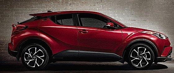 Toyota CH 2018