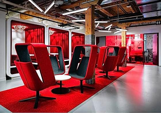 Engineered Design Insider Google Headquarters CanadaOil Gas Automotive Aerospace Industry Magazine