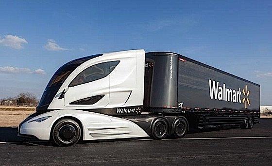 Engineered Design Insider Walmart Advanced Vehicle Concept Main 668Oil Gas Automotive Aerospace Industry Magazine