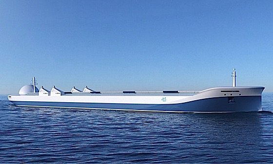 Engineered Design Insider robot unmanned cargo ships are we readyOil Gas Automotive Aerospace Industry Magazine