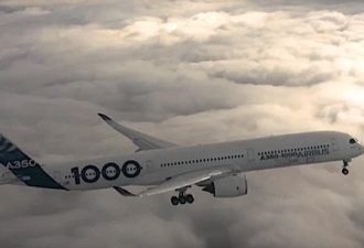 World's largest twin engine Airbus A350-1000 passes extreme weather tests for hot weather above 40 degrees celsius