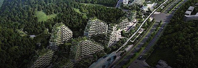 Engineered Design Insider China Forest Green CityOil Gas Automotive Aerospace Industry Magazine