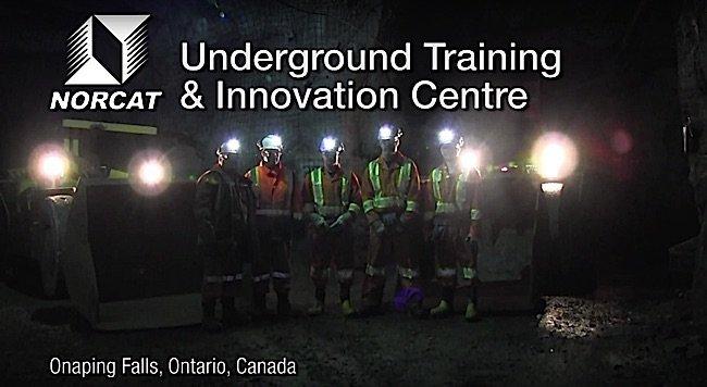 Engineered Design Insider Norcat Underground Training and Innovation Cenre Onaping Falls OntarioOil Gas Automotive Aerospace Industry Magazine