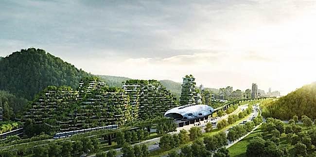 Engineered Design Insider forest city Image Credit Stefano Boeri ArchitettiOil Gas Automotive Aerospace Industry Magazine