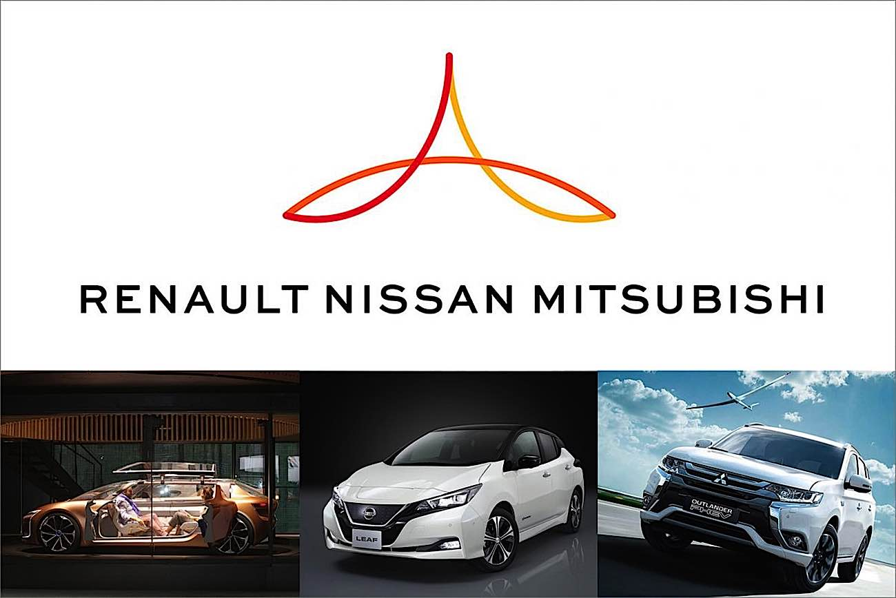 12 new electric vehicles by 2022 Renaut-Nissan-Mitsubishi ...
