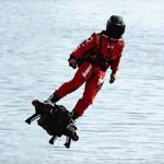 """Flyboard """"hoverboard"""" becomes real — beyond recreation, this spectacular tech may have practical applications"""