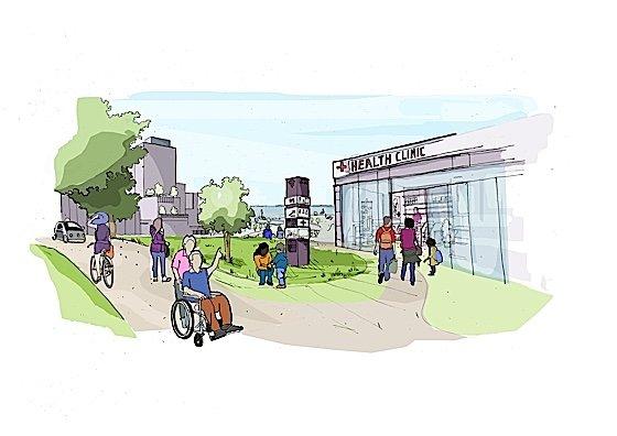 Sidewalk Labs Community Vision EDI Weekly