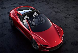 Tesla Roadster not only zero-to-sixty in 1.9 seconds — the next iteration may actually fly, says Elon Musk, CEO