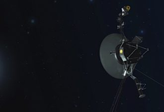 NASA Tests Distant Voyager Spacecraft