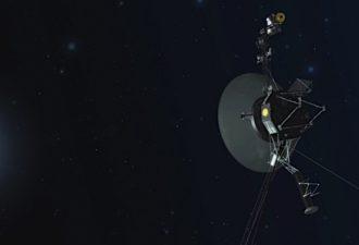 NASA Tests Distant Voyager Spacecraft