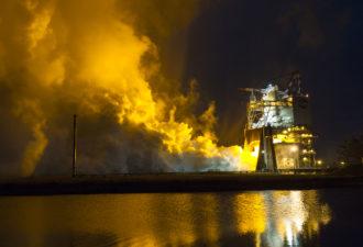 NASA Tests 3D Printed Rocket Part