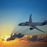 0Bombardier CS300 jet airplain Cseries EDI Weekly