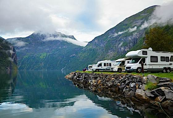 Canada's RV industry, including sales, manufacture and tourism-related spending, was worth $14.5 billion in 2011.