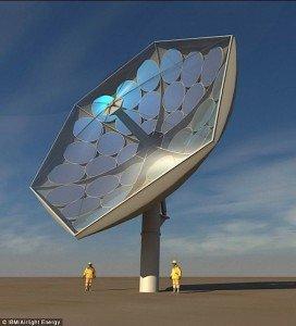 IBM solar power photvoltaic micro channel coolant EDIWeekly