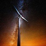 turbine Alberta milky way renewable energy wind power EDIWeekly