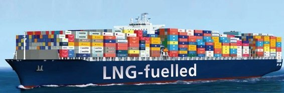 LNG fueled shipping west coast Canada Vancouver EDIWeekly