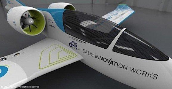 EADS electric aircraft EFan Paris Air Show EDIWeekly