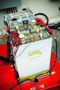 Eos zinc air battery energy storage electricity utility generator transmission EDIWeekly