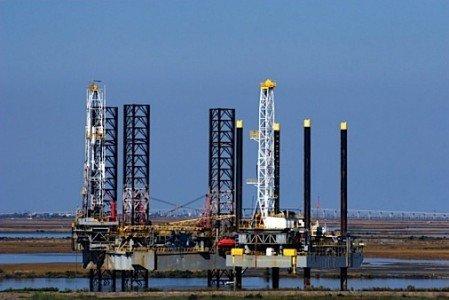 drill rig Precision LNG natural gas oil Canada US EDIWeekly