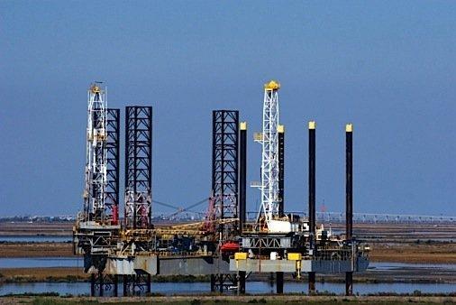 drill-rig-Precision-LNG-natural-gas-oil-Canada-US-EDIWeekly
