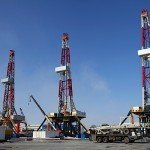 drilling rigs oil natural gas LNG Precision drilling Western Canada US EDIWeekly