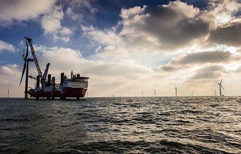 London Array Siemens DONG offhsore wind electricity North Sea Baltic Denmark turbines power generation EDIWeekly