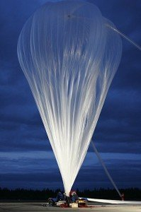 stratospher balloon Candaian Space Agency Timmins CNES France science engineering research atmosphere astronomy EDIWeekly