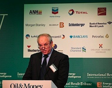 Abdulbari Arousi Libya oil money London England Jim Prentice EDIWeekly