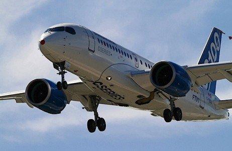 Bombardier CSeries Pratt Whitney Canada PurePower engine EDIWeekly