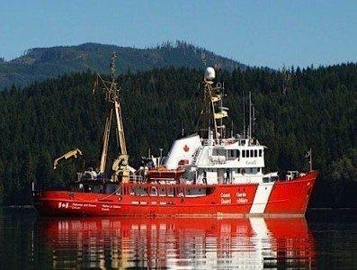 CCGS Tani offshore patrol vessel Vancouver EDIWeekly