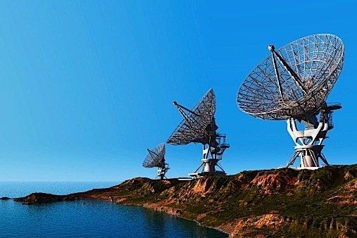 Satellite Communications Global Radar Nasa Comdev