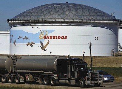 Enbridge oil pipeline Alberta Brritish Columbia Northern Gateway Sandpiper North Dakota Minnesota Wisconsin EDIWeekly