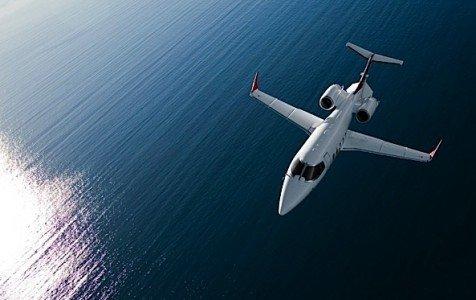 Learjet Bombardier MRO China business aircraft EDIWeekly