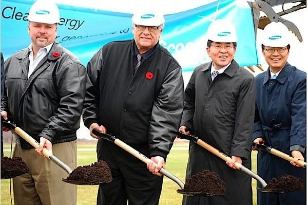 Samsung-Siemens-Grand-Renewable-Wind-Solar-Ontario-Haldimand-EDIWeekly