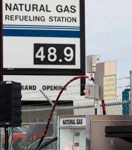 natural gas fuelling station LNG Canada Alberta BC exports shale oil EDIWeekly